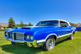 1972 OLDSMOBILE 442 RE-CREATION CONVERTIBLE