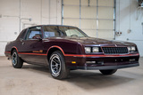 1988 CHEVROLET MONTE CARLO SS CUSTOM COUPE