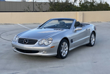 2003 MERCEDES-BENZ SL500 ROADSTER