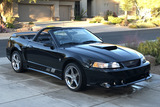 2000 FORD MUSTANG CUSTOM CONVERTIBLE