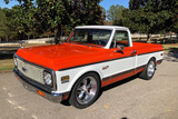 1971 CHEVROLET C10 CHEYENNE CUSTOM PICKUP