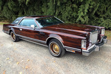 1977 LINCOLN CONTINENTAL MARK V CUSTOM COUPE