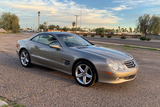 2004 MERCEDES-BENZ SL500 ROADSTER