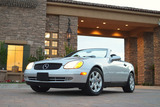1999 MERCEDES-BENZ SLK230 RETRACTABLE HARDTOP