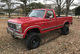 1986 FORD F-150 CUSTOM PICKUP