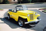 1951 WILLYS  CUSTOM CONVERTIBLE