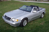 1997 MERCEDES-BENZ SL500 ROADSTER