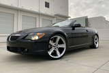 2004 BMW 645Ci CONVERTIBLE