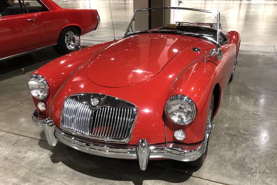 1957 MGA 1500 ROADSTER