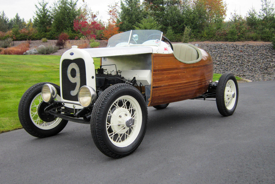1929 FORD CUSTOM ROADSTER