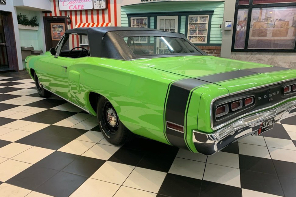 1970 Dodge Coronet 500 Convertible Collector Cars Online Auctions Proxibid