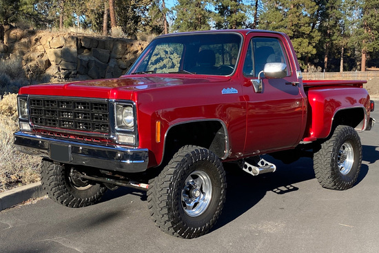 1979 GMC SIERRA PICKUP