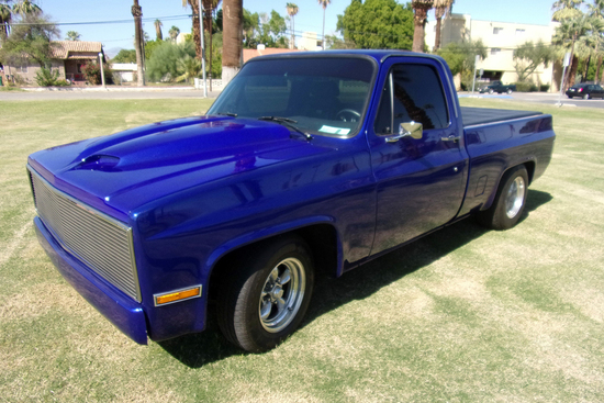 1973 CHEVROLET C10 SUPER CHEYENNE CUSTOM PICKUP