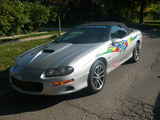2002 CHEVROLET CAMARO INDY PACE CAR CONVERTIBLE