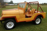 1960 JEEP WILLYS CUSTOM SUV
