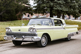 1959 FORD FAIRLANE SKYLINER RETRACTABLE HARDTOP