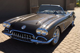 1960 CHEVROLET CORVETTE CUSTOM CONVERTIBLE