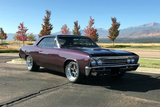 1967 CHEVROLET CHEVELLE CUSTOM COUPE