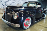 1940 MERCURY CUSTOM CONVERTIBLE