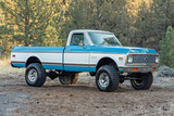 1972 CHEVROLET CHEYENNE K10 CUSTOM PICKUP