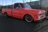 1968 CHEVROLET C10 CUSTOM PICKUP