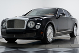 2012 BENTLEY MULSANNE 4 DOOR SEDAN