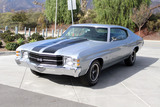 1971 CHEVROLET CHEVELLE SS CUSTOM COUPE