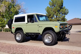 1972 FORD BRONCO CUSTOM SUV