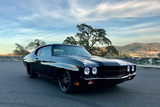 1970 CHEVROLET CHEVELLE CUSTOM COUPE