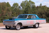 1965 DODGE CORONET SUPER STOCK HEMI