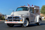 1954 CHEVROLET 3100 GOOD HUMOR ICE CREAM TRUCK