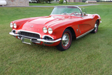 1962 CHEVROLET CORVETTE 327/360 CONVERTIBLE