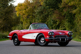 1959 CHEVROLET CORVETTE 283/270 CONVERTIBLE