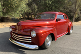 1947 FORD 5-WINDOW CUSTOM COUPE