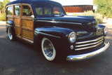1948 FORD WOODY CUSTOM WAGON
