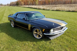 1970 FORD MUSTANG BOSS 302 CUSTOM FASTBACK