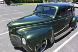 1941 PLYMOUTH DELUXE CUSTOM SEDAN