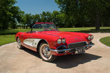 1961 CHEVROLET CORVETTE 283/315 FUELIE CONVERTIBLE