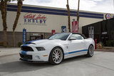 2014 FORD SHELBY GT500 SUPER SNAKE CONVERTIBLE