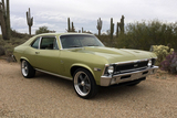 1971 CHEVROLET NOVA CUSTOM COUPE