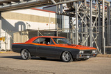 1967 CHEVROLET CHEVELLE SS CUSTOM COUPE