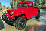 1960 WILLYS JEEP CUSTOM PICKUP