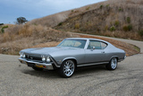 1968 CHEVROLET CHEVELLE CUSTOM COUPE