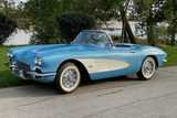 1961 CHEVROLET CORVETTE 283/230 CONVERTIBLE