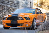 2008 SHELBY GT500 SUPER SNAKE CONVERTIBLE PROTOTYPE #003