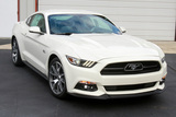 2015 FORD MUSTANG GT 50TH ANNIVERSARY FASTBACK