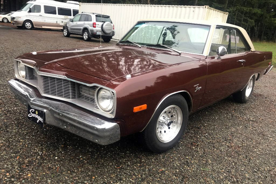 1976 DODGE DART SWINGER