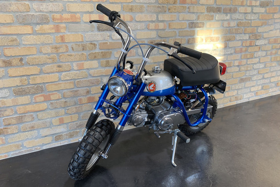 1969 HONDA Z50 MOTORCYCLE