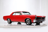 1965 PONTIAC GTO CUSTOM COUPE