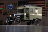 1931 FORD MODEL AA POSTAL DELIVERY TRUCK